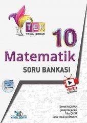 10. Sınıf Tek Matematik Soru Bankası Yayın Denizi Yayınları