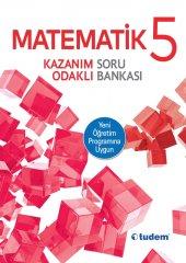 5. Sınıf Matematik Kazanım Odaklı Soru Bankası Tudem Yayınları