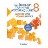 8. Sınıf T.C. İnkılap Tarihi ve Atatürkçülük Soru Bankası Tudem