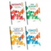 8.sınıf Kazanım Odaklı Soru Bankası Seti Tudem Yayınları