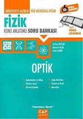 Fizik Optik Konu Anlatımlı Soru Bankası Çap Yayınları