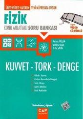 Fizik Kuvvet Tork Denge Çap Yayınları