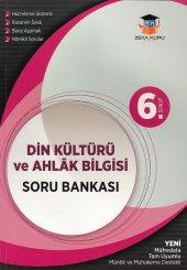 6. Sınıf Din Kültürü Ve Ahlak Bilgisi Soru Bankası Zeka Küpü