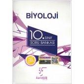 10. Sınıf Biyoloji Soru Bankası Karekök Yayınları