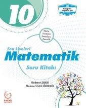10.sınıf Fen Liseleri Matematik Soru Bankası Palme Yayınevi