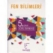5. Sınıf Fen Bilimleri Soru Bankası Karekök Yayınları