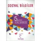 5. Sınıf Sosyal Bilgiler Soru Bankası Karekök Yayınları