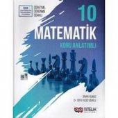 10. Sınıf Matematik Konu Anlatımlı Nitelik Yayınları