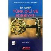 10. Sınıf Türk Dili Ve Edebiyatı Konu Anlatımlı Esen Yayınları