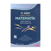 11.sınıf Temel Düzey Matematik Konu Özetli Soru Bankası Esen