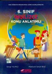 6. Sınıf İngilizce Konu Anlatımlı Esen Yayınları