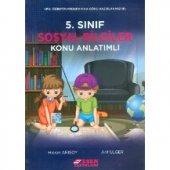 5. Sınıf Sosyal Bilgiler Konu Anlatımlı Esen Yayınları