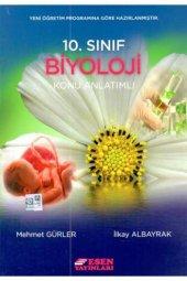 10. Sınıf Biyoloji Konu Anlatımlı Esen Yayınları