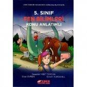 5. Sınıf Fen Bilimleri Konu Anlatımlı Esen Yayınları