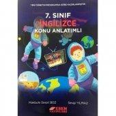 7. Sınıf İngilizce Konu Anlatımlı Esen Yayınları