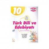 10. Sınıf Türk Dili Ve Edebiyatı Soru Kitabı Palme Yayıncılık