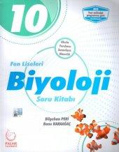 10. Sınıf Fen Liseleri Biyoloji Soru Kitabı Palme Yayıncılık