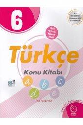 6.sınıf Türkçe Konu Kitabı Palme Yayıncılık