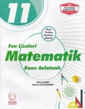 11.sınıf Fen Liseleri Matematik Konu Anlatımlı Palme Yayıncılık