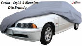 Ford Mondeo 2001 2007 Aracına Özel Oto Brandası 4 ...
