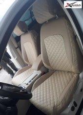 Kapitone Deri Hyundai Accent Blue 2011 Sonrası Araca Özel Koltuk Kılıfı