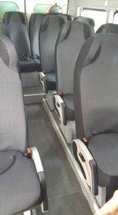 Peugeot J9 2+1 (3 Kişi) Servis Araçları için Minibüs Koltuk Kılıfı