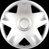 Alfa Romeo 155  14 İnç Jant Kapağı Takımı 4 lü Set Çatlamaz, Kırılmaz, Esnek SJS213