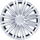 Peugeot 207  15 İnç Jant Kapağı Takımı 4 lü Set Çatlamaz, Kırılmaz, Esnek