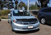 Honda Civic Coupe USA Versiyon 2006-2011 Kaput Koruyucu Deri Maske-5