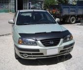 Hyundai Accent Era 2006-2012  Kaput Koruyucu Deri Maske-5