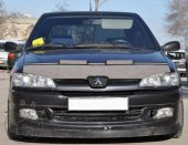 Peugeot 106 GTI 1996-2003 Kaput Koruyucu Deri Maske-2