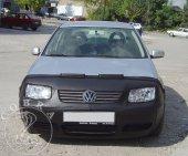 Volkswagen Sharan MK1 7M 1995-2000 Kaput Koruyucu Deri Tüm Maske-4