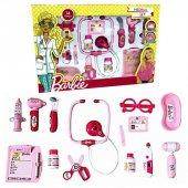 Barbie 14 Parça Doktor Seti-2