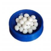 Pet Garden Kuş Yumurtası 2.5*3.5 Cm Folluk Yumurta...