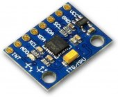 Mpu6050 3 Eksenli Gyro Ve Eğim Sensörü