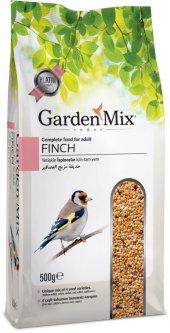 Gardenmix Platin Hint Bülbülü Finch Yemi 500 Gr...