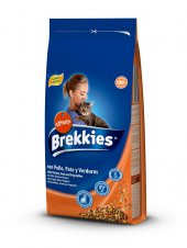 Brekkies Mix Chicken Yetişkin Kedi Maması 1.5 Kg...