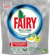 Fairy Platinum Tablet 60lı