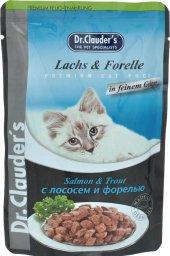 Dr.clauders Pouch Somon&alabalık Kedi Yaş Maması 1...