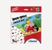 Banat Angry Birds Temizlik Bezi 4lü