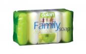 Dalan Family Elma Sabun 5 X 75gr