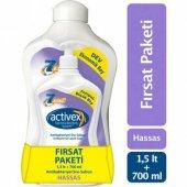 Activex Antibakteriyel Sıvı Sabun Hassas 1.5 Lt...