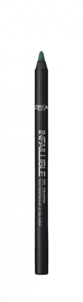 Loreal Paris Waterproof Crayon Eyeliner 17 Christmas-2