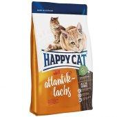 Happy Cat Atlantic Lachs Somonlu Kedi Maması 1,4 K...