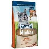 Happy Cat Minkas Geflügel Tavuklu Yetişkin Kedi Ma...