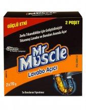 Mr Muscle Lavabo Açıcı