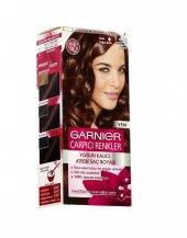 Garnier Color Naturals Çarpıcı Renkler 4,15 Buzlu Kestane
