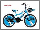 Yeni Sezon Ümit 1647 16 Jant Alpina Mavi Beyaz Renk Bmx V Fren 5 6 7 Yaş Arasi Çocuk Bisikleti Yan Tekerlek Dahil