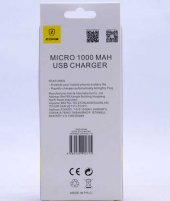 Zore Gold Micro 1000 Mah Usb Şarj Kafa Z 10