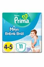 Prıma Mayo Bebek Bezi 9 15kg No 4 5 11li